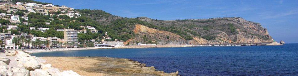 Location de villas avec piscine javea costa blanca for Deco piscine espagne